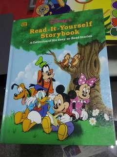 Disney's Read It yourself Story Book