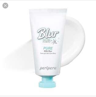 Peripera Milk Blur Face Primer