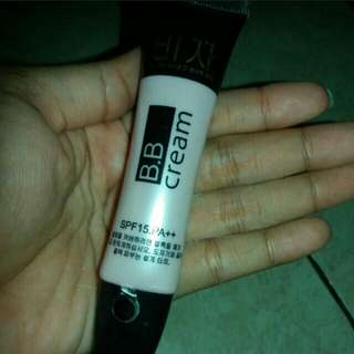 Bb cream korea