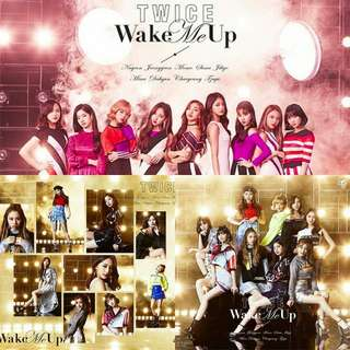 TWICE - WAKE ME UP