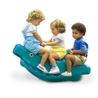 Little Tikes Whale Teeter Totter 4372