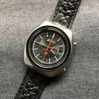 Seiko 6139-8002 Speedtimer chronograph