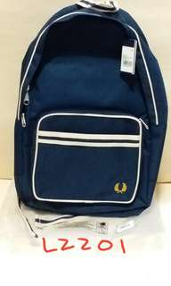 FRED PERRY Backpack L2201 Navy