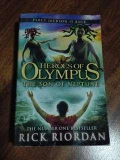 Heroes of Olympus - The son of Neptune