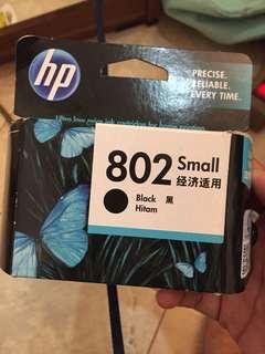 Cartridge printer merk hp black