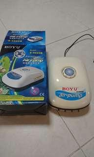 BOYU Air pump S-4000B