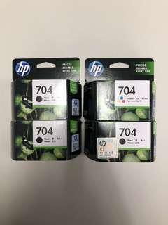 HP 704 Printer Cartridge ✔️300 each