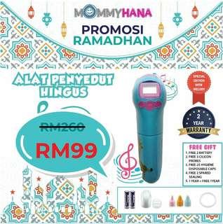 Nasal aspirator mommy hana ramadan promotion