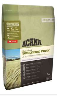 Alpha Dog Yorkshire Pork