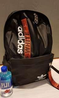NBA Adidas Red Tag Bag