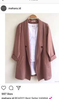 Outer / semi blazer