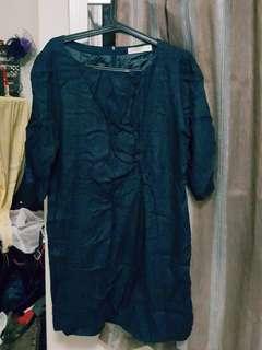 Bysi Mid sleeve dress