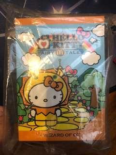 2011 年絕版麥當勞Hello kitty  每隻 $80 ,全要包郵