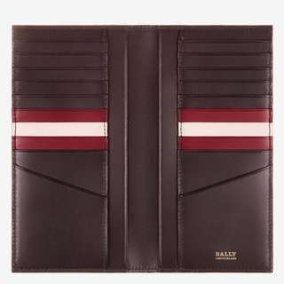 Bally Men's Wallet 100% new and real