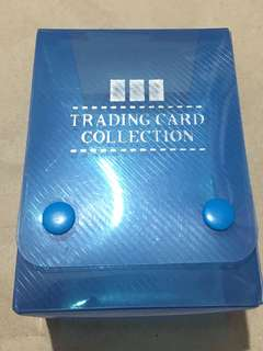 Deck box / trading card collection case