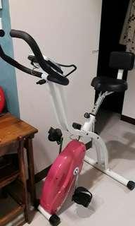 La fit 健身腳踏車