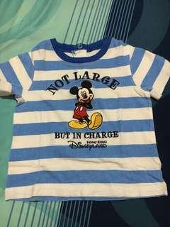 HK Disneyland Tshirt!!