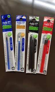 Frixtion pen refills