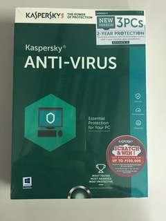 Kaspersky Anti Virus - LP Posted