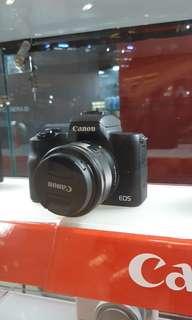 Canon EOS M50 Bisa Kredit Proses Hanya 3 Menit