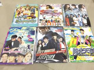 DVD Serial Korea dan Taiwan