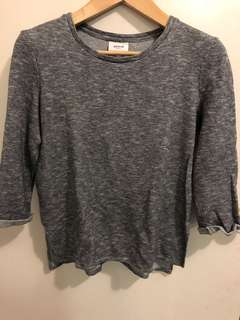 SEED Jersey Top Size S