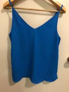 DECJUBA Blue Top Size 12