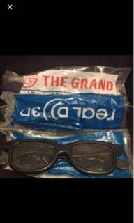 3D影院眼鏡