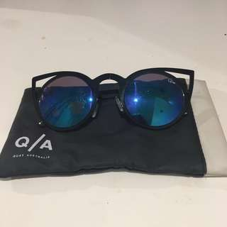 Quay Invader Sunglasses
