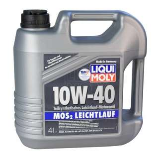 Liquid Moly Engine Oil