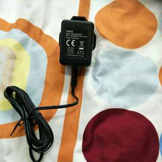 power adapter 6vdc 0.3a