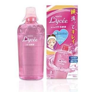 Rohto Lycee Eye Wash Cleansing (450ML) INSTOCK