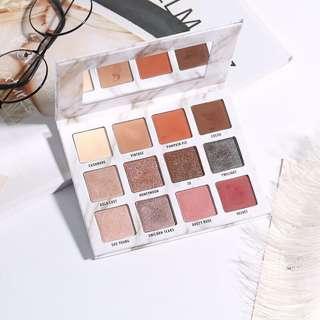 🦋Eyeshadow Waterproof Palette Natural Marble Elegant Printed🦋