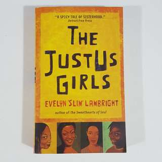"The Justus Girls by Evelyn ""Slim"" Lambright"