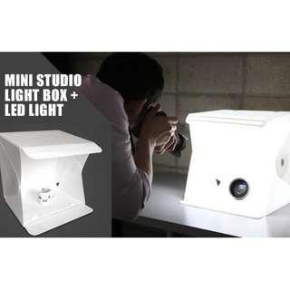 Light Kiub LED Studio untuk Fotoshoot Produk