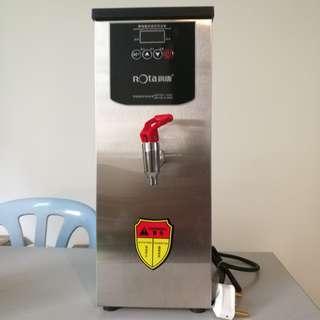 Water boiler dispenser