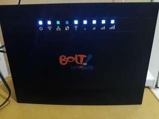 Wifi bolt home + tv kabel