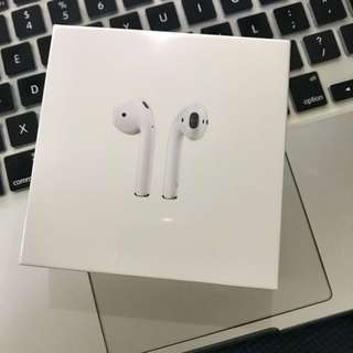 Brandnew and sealed Authentic Apple Airpods
