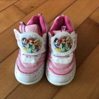 Princesses sneakers for girls