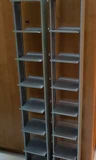 2 CD rack