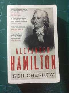 Alexander Hamilton Book