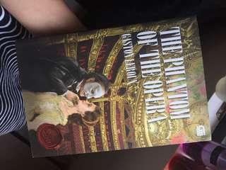 "Novel ""the phantom of the opera"""