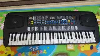 美樂斯54鍵多功能電子琴