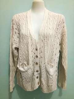 Katharine ross knit vintage cardigan