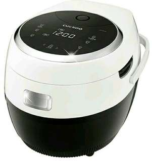 CLEARANCE CUCKOO RICE COOKER