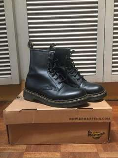 Authentic Dr. Martens 1460 8-Eye Boots