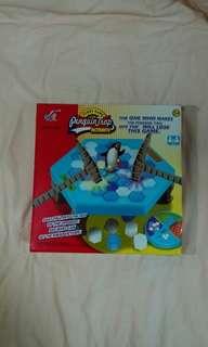 Penguin trap桌遊