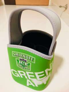 Smirnoff Collectibles Bag