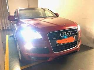 Audi Q7 3.6A