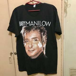 Barry Manilow Tshirt